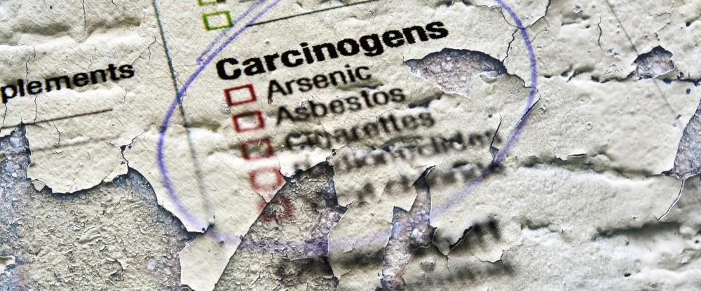 valutazione rischio cancerogeno