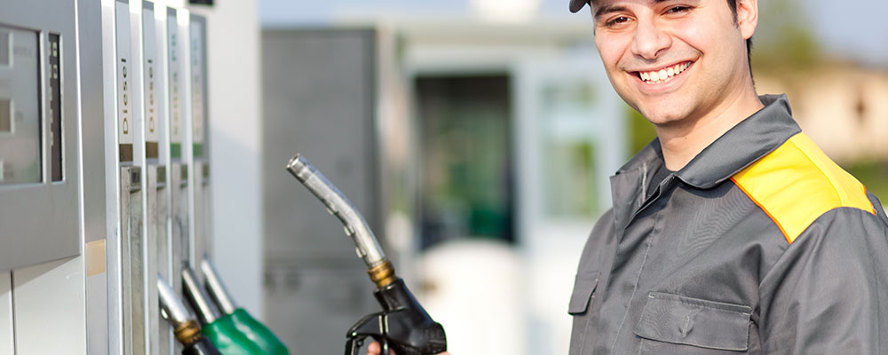Valutazione rischi benzinaio