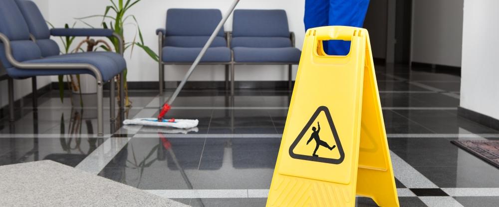 valutazione rischi addetti pulizie