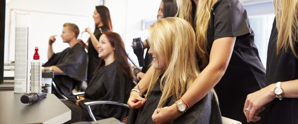 valutazione rischi parrucchiere